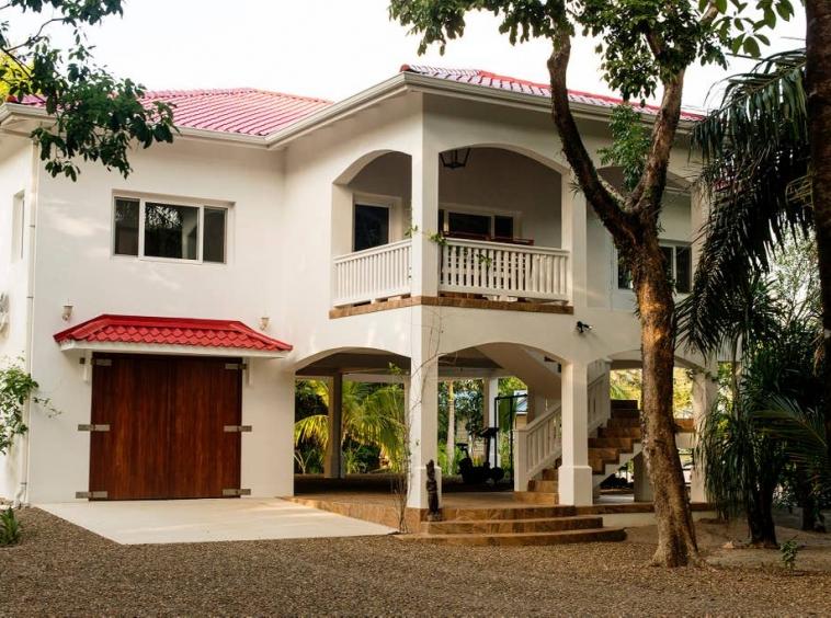 Orchid House Belize